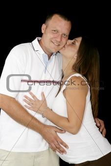 Kiss For Husband