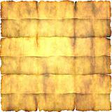 Isolated parchment paper