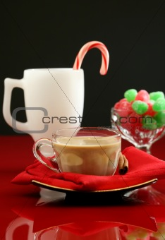 Christmas Coffee and Cocktails