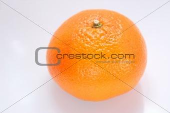 bright fresh orange