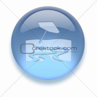 Aqua Icon