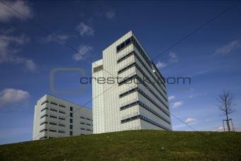 Modern office building 5