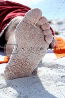 Beach Foot