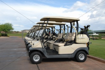 Golfcarts