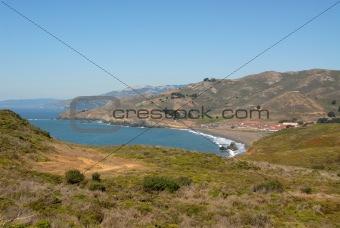 Point Bonita view