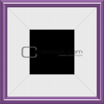 modern photo frame
