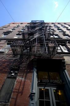 Firestairs in Manhattan Village