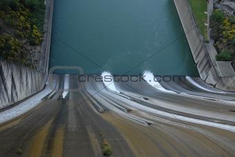 Spillway