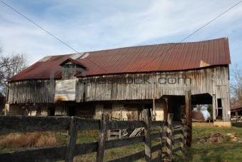Joseph Parks Barn