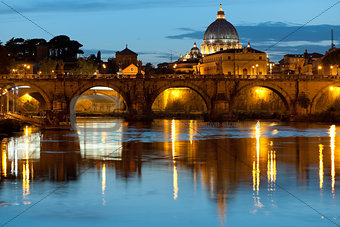 Night Rome