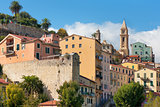Buildings of Ventimiglia