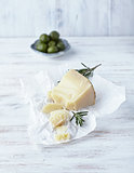 Italian Sheep's Cheese