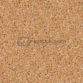 Sandy Beach Background. Seamless Texture.