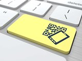 QR Code Concept.