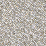 Seamless Texture of Pebble Stones.