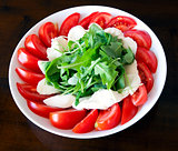 Summer Italian salad