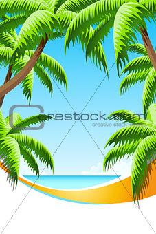 Background Summer Vacation