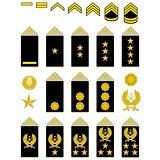 Insignia of the Iranian Army