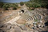 Iasos Amphitheater