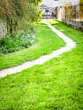 garden path
