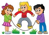 Kids play theme image 1