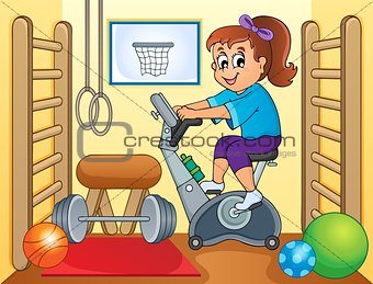 Sport and gym topic image 2