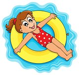 Summer water activity theme 1