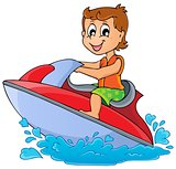 Water sport theme image 3