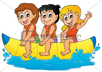 Water sport theme image 5