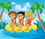 Water sport theme image 6