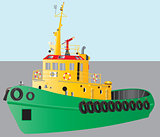 Tugboat