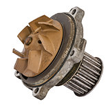 Worn out water pump