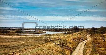 Meadows near Skjern, Denmark