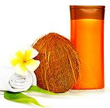 Coconut oil spa therapy