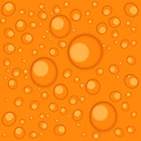 Abstract backgrounds with water drops vector illustration