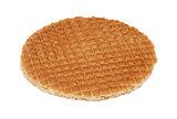 Stroopwafel, Dutch caramel waffle