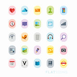 Colourful Icon Designs