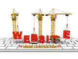Building Website