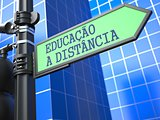 Education Concept. (Portuguese)