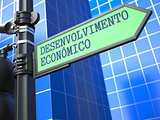 Economic Development Concept. (Portuguese)