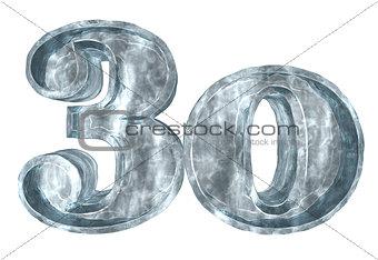 frozen thirty