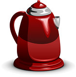 Waterboiler, electric teapot