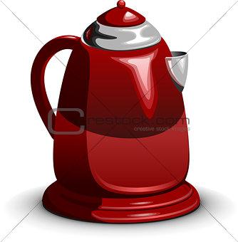 Waterboiler, electric teapot