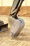 Truck Backhoe scoop