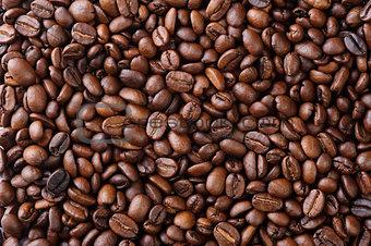 aromatic coffee beans