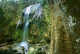 Views of the Soroa Fall, Pinar del Rio, Cuba
