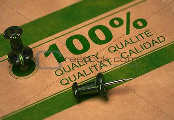 High Quality Environmental