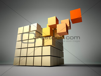 cube of cubes
