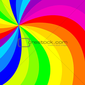 Abstract background color stripes. Vector illustration.
