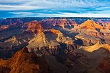 The World Famous of Grand Canyon National Park, Arizona, United States